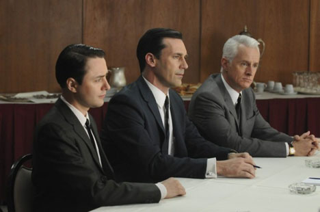 The Men of Mad Men