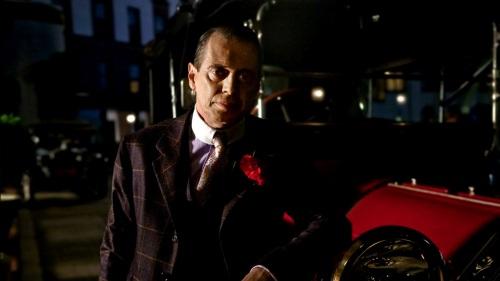"Enoch ""Nucky"" Thompson (Steve Buscemi)"