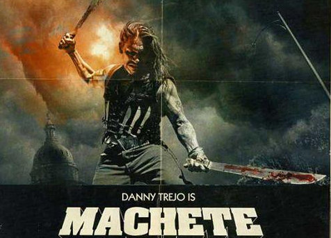Machete In Theaters 9/3/2010