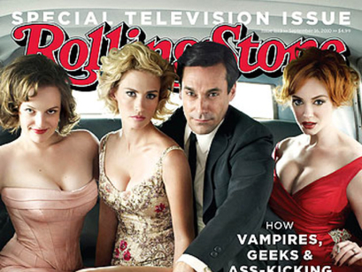Rolling Stone - Mad Men - September 2010